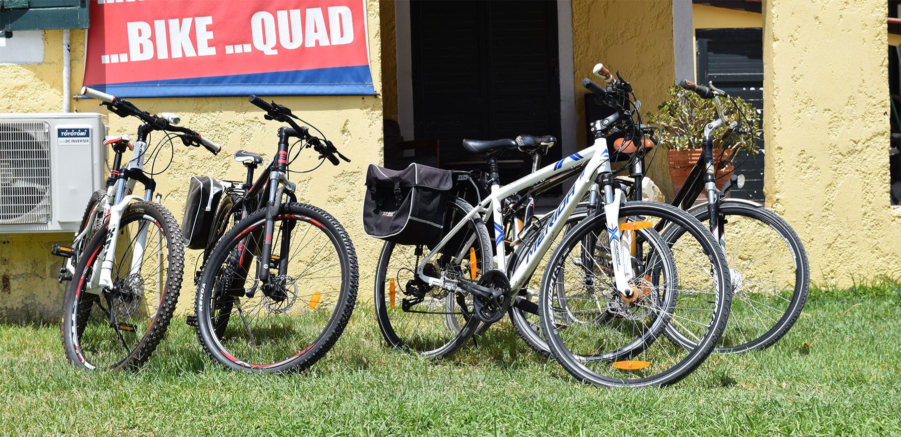 Kefalonia Bike Rental